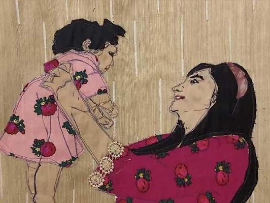 12 تشكيلياً في لمسة حب بمعرض «ومن مثل أمي؟» بفضاءات لونية