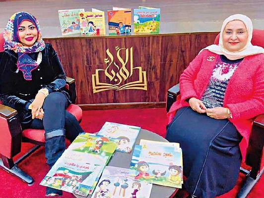 أمل الرندي: القصص المتحركة تجذب الطفل وتشجّعه على القراءة