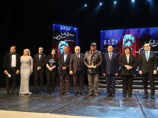 افتتاح مهرجان «الإسكندرية للمسرح العربي»