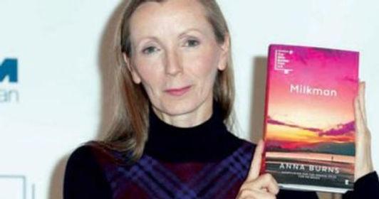 """""""بائع الحليب"""" رواية فائزة بمان بوكر تدخل فى القائمة القصيرة لجائزة دبلن"""