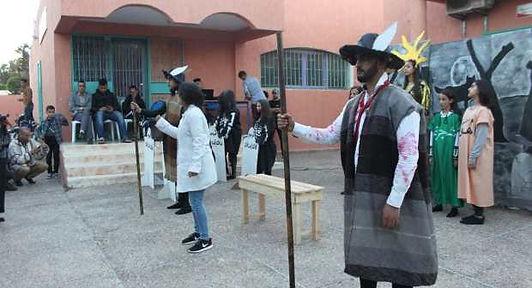 افتتاح المهرجان الدولي لمسرح الطفل في المغرب