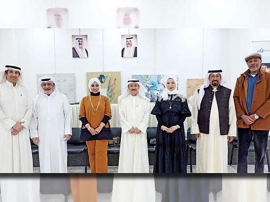 مجلس إدارة جديد للجمعية الكويتية للفنون التشكيلية بالتزكية