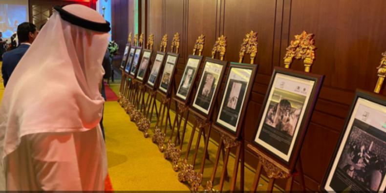 أرشيف الإمارات ينظم معرضا للوثائق التاريخية الكويتية