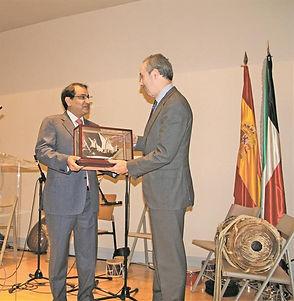 افتتاح فعاليات الأيام الثقافية الكويتية في مدريد