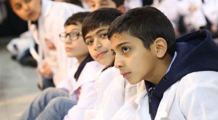 مؤسسة فيصل الحسيني في فلسطين تعلن نتائج مسابقات البحث العلمي في العلوم الطبيعية