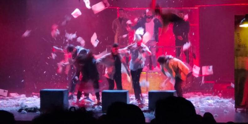 انطلاق الدورة الخامسة لمهرجان عشتار الدولي لمسرح الشباب