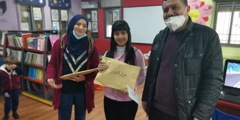 جمعية الرواد في فلسطين تعلن نتائج مسابقة يوميات طفل في الحجر المنزلي