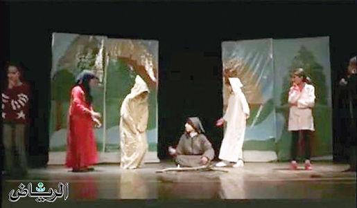 أدبي الباحة يختم فعاليات الملتقى المسرحي