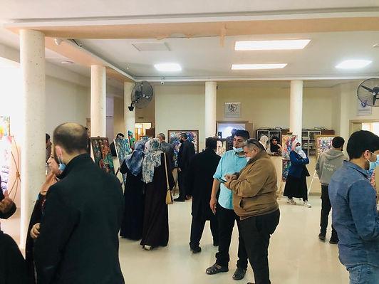 """رابطة الفنانين الفلسطينيين تنظم معرض"""" القدس أصل الحكاية"""""""