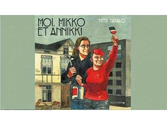 فنلندية تفوز بجائزة «أرتيميزيا» للقصص المصورة النسائية