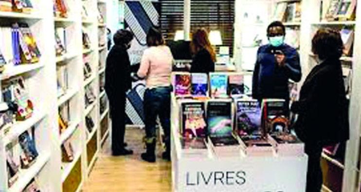"""افتتاح """"مكتبة الحروف الكبيرة"""" بالعاصمة الفرنسية باريس لذوي البصر الضعيف"""