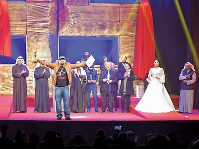 مهرجان الكويت المسرحي الـ 20 في 5 ديسمبر