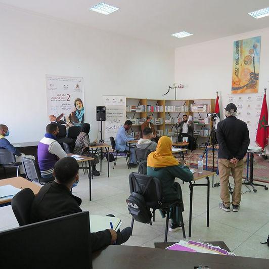 دار الشعر بمراكش تواصل تنظيم سلسلة ورشاتها في الكتابة الشعرية للموسم الرابع