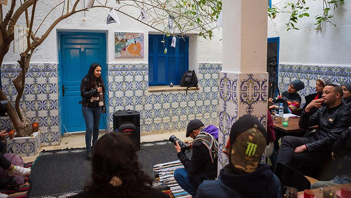 مبادرة أدبية للاحتفاء بالكلمة والنصوص الشعرية في تونس