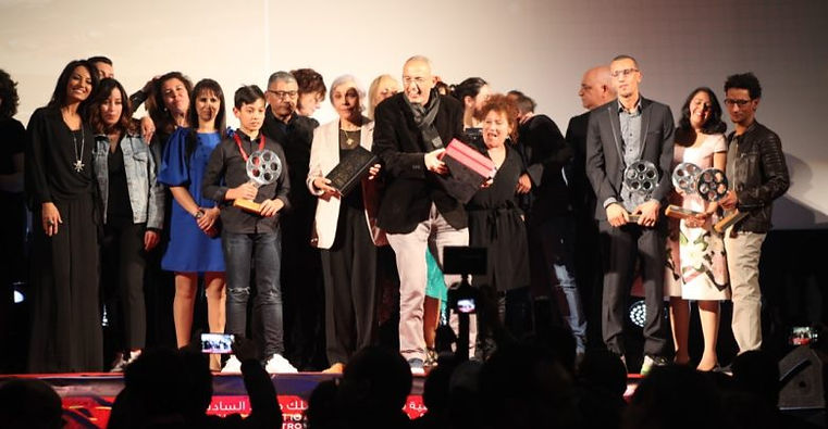 توزيع جوائز المهرجان الوطني للفيلم الـ 21 في المغرب