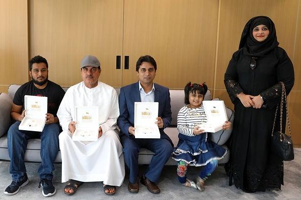 «دبي للثقافة» تعلن فائزي «وطن الإبداع»