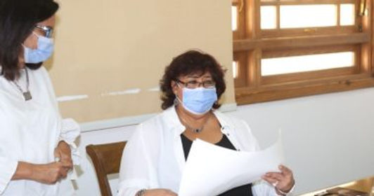 وزيرة الثقافة تتسلم شهادة تسجيل منظمة اليونسكو للنخلة بـ التراث العالمى