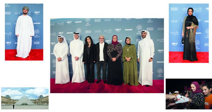 بدء فعاليات النسخة السابعة من مهرجان أجيال السينمائي في الدوحة