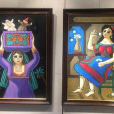 قاعة بوشهري تقدم بانوراما تشكيلية بـ «لوحات عربية في بيوت كويتية»