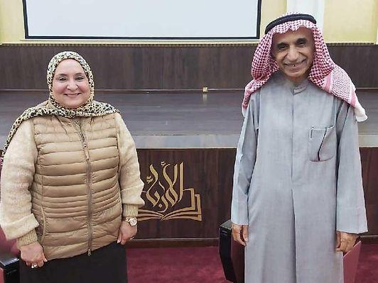 """محاضرة افتراضية بعنوان """"باقة نقد وطاقة شعر""""، قدمها د. سالم خداده"""