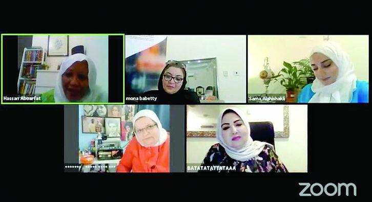 كاتبات عربيات يؤكدن دعمهن للقضية الفلسطينية