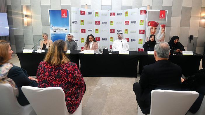 150 كاتباً فـي مهرجان «الإمارات للآداب»