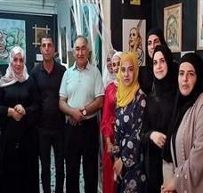 """افتتاح معرض تشكيلي ضمن فعاليات """"بيت لحم عاصمة الثقافة العربية"""""""