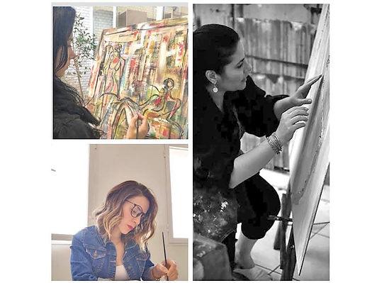 معرض فني افتراضي لدعم حملة «انهضي يا بيروت»