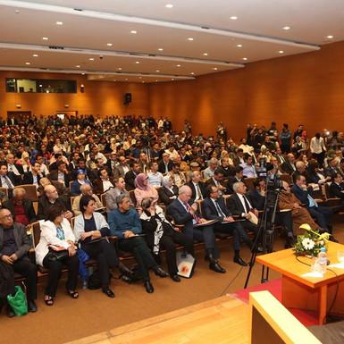 """المؤتمر الدولي الثاني في قضايا البيداغوجيا والديدكتيك حول موضوع """"التعلم الرقمي وبناء كفايات الألفية الثالثة"""