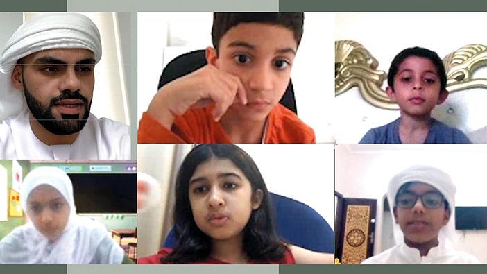 20 طفلاً يتدربون في «إعلامي المستقبل» على صناعة المحتوى