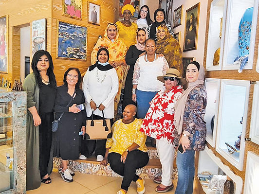 لجنة المرأة الدبلوماسية تختتم موسمها الثقافي والاجتماعي