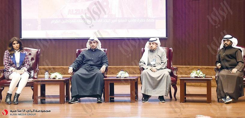 افتتاح ملتقى الإعلام الإلكتروني الأول في الكويت