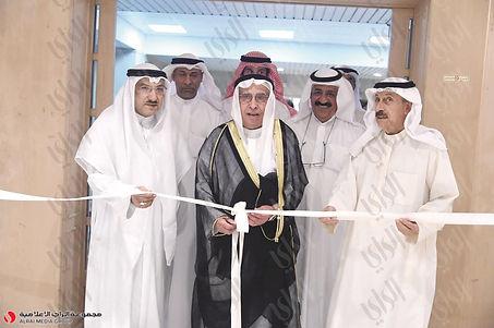 افتتاح معرض «الابن البار» التشكيلي في الكويت