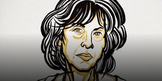 جائزة نوبل للآداب تذهب إلى الشاعرة الأمريكية لويز جلوك