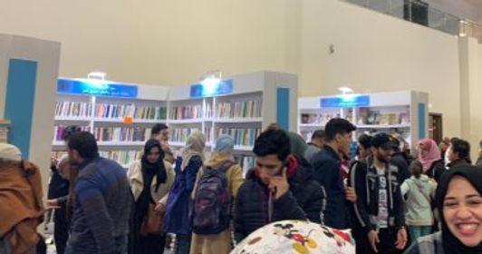 إطلاق معرض كتاب إلكتروني في مصر يضم إصدارات 60 دار نشر
