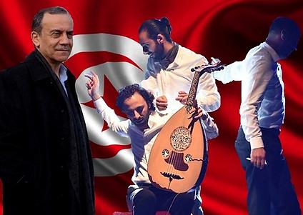 انطلاق المهرجان العربي للموسيقى الملتزمة في تونس