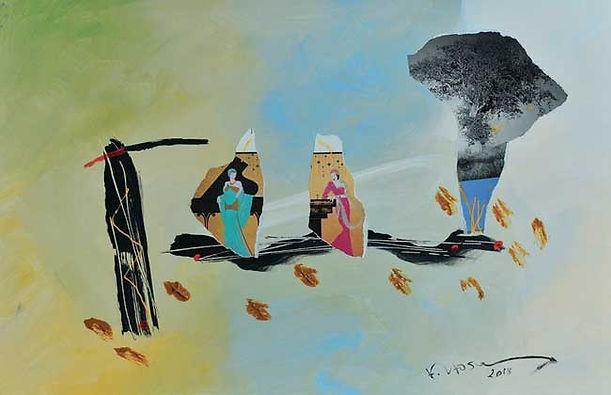 افتتاح معرض الفنان فاروق حسني التشكيلي الأسبوع المقبل