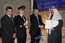 تكريم السفارة الايطالية 2009