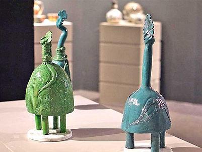 افتتاح معرض «الخزف الأول» في المتحف الحديث