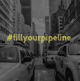 #fillyourpipeline