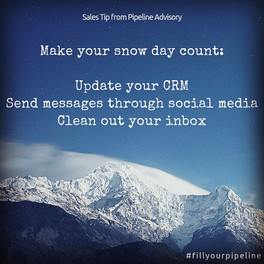 make your snow day count