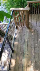 New Deck and Porch Construction