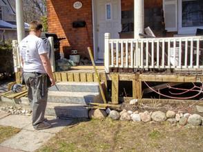 Porch Renovation
