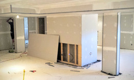 Drywall and Basement Refinishing