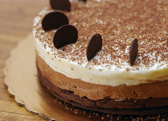 Triple Chocolate Mousse - 9 inch