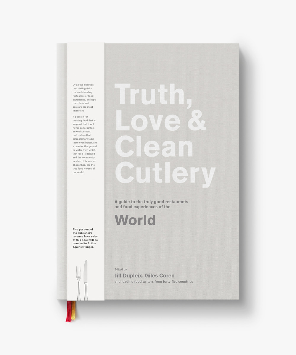 Truth, Love & Clean Cutlery world guidebook