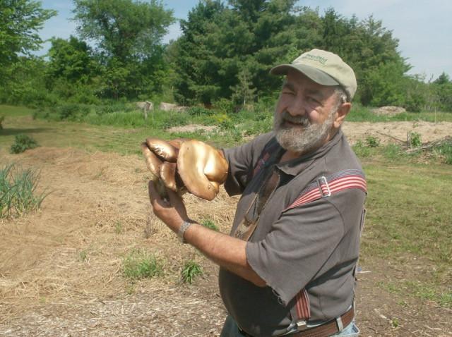 Bruce Bacon of Garden Farme