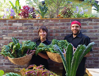 Fresh produce at French Meadow