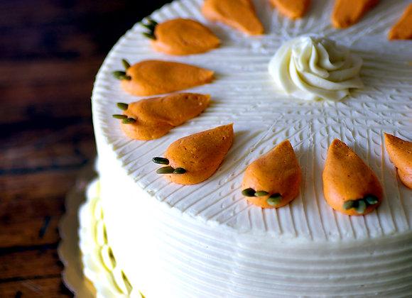 Organic Carrot - 9 inch