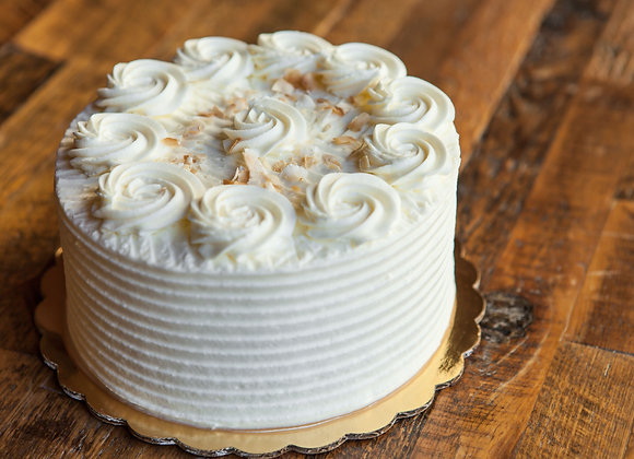 Tres Leches - 9 inch
